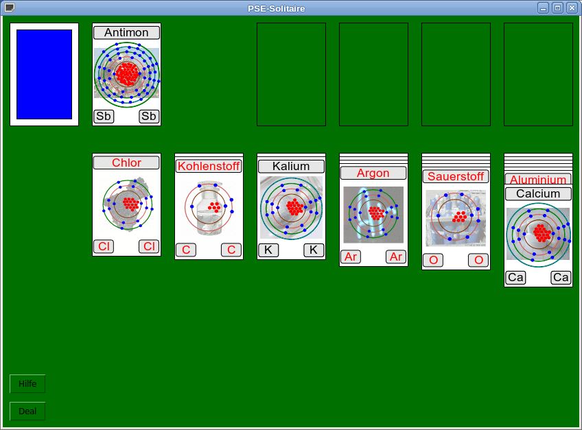 PSE Solitaire